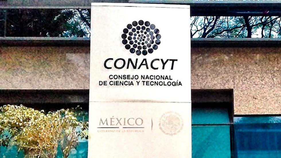 'Improcedente', investigación contra científicos de Conacyt: directores de Facultades y Escuelas de la UNAM - Señalamiento en edificio de Conacyt. Foto de Google Maps / Espepérate