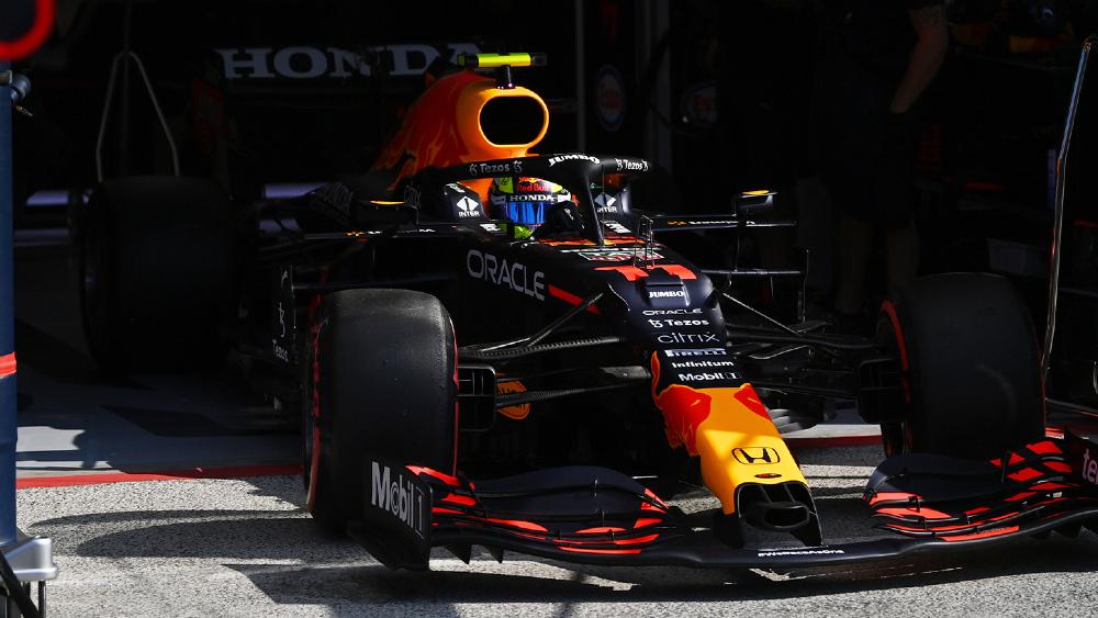 Estoy decepcionado, teníamos un coche fantástico: Checo Pérez - Sergio Pérez Red Bull F1