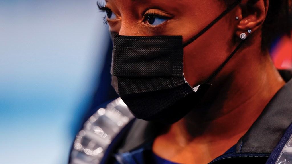Simone Biles testificará por casos de abusos en equipo de gimnasia. Foto de EFE