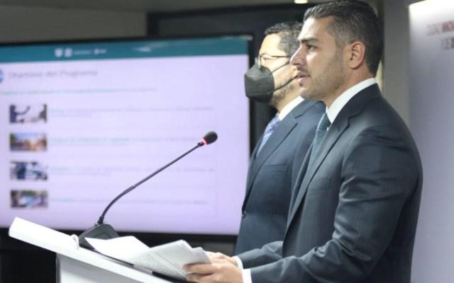 SSC CDMX reforzará seguridad de 126 cuadrantes prioritarios - SSC CDMX Omar García Harfuch