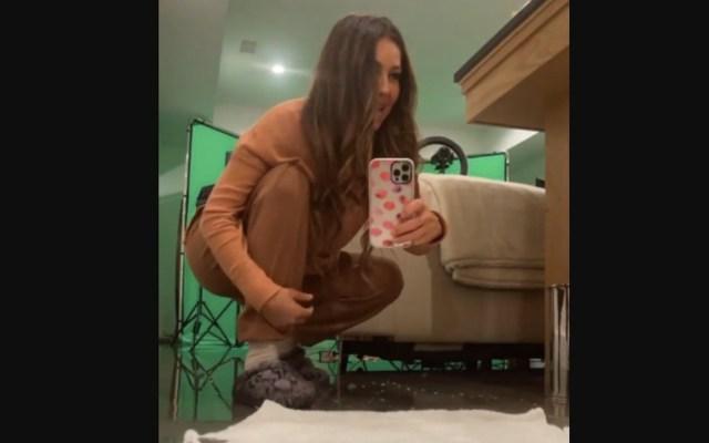 #Video Thalía muestra inundación en su casa de Nueva York por Ida - #Video Thalía muestra inundación en su casa de Nueva York por Ida. Foto tomada de video