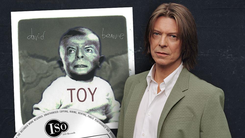 Toy David Bowie