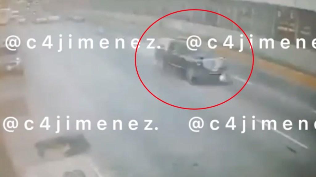 #Video Así fue el ataque contra empresario en inmediaciones del AICM - Agresión CIudad de México AICM