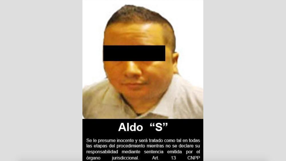 Capturan por secuestro a exmando policiaco de Ciudad Juárez - Aldo Iván Sáenz Tocoli exmando Ciudad Juárez FGR