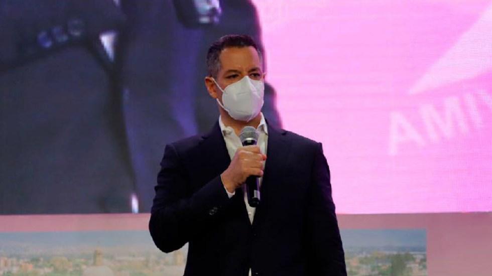 """Exhorta Alejandro Murat a legisladores a profundizar debate sobre reforma eléctrica; """"El balón está en su cancha"""", afirma - Alejandro Murat"""