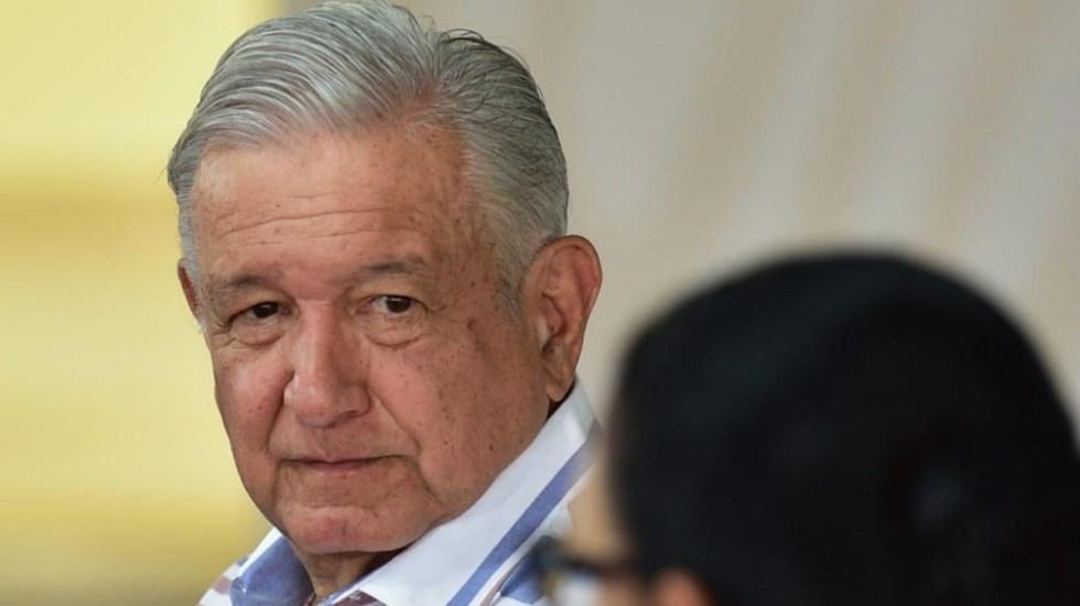 Damnificados irrumpen en discurso de AMLO; él pide respeto - AMLO Andrés mANUEL López Obrador México presidente