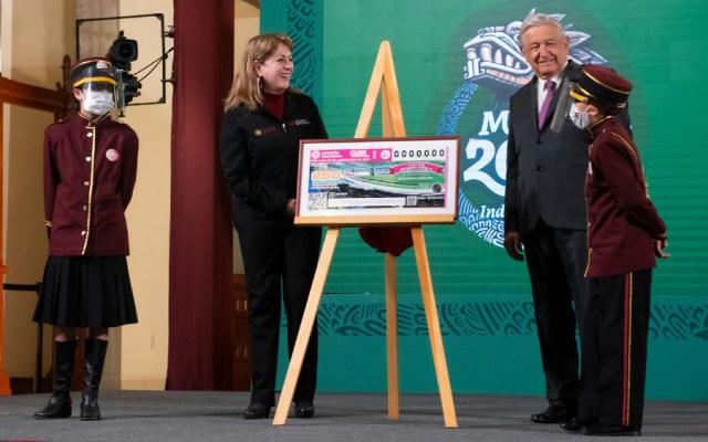 AMLO va por nueva rifa: será un terreno entre Sinaloa y Nayarit - AMLO López Obrador Lotenal Lotería Nacional rifa