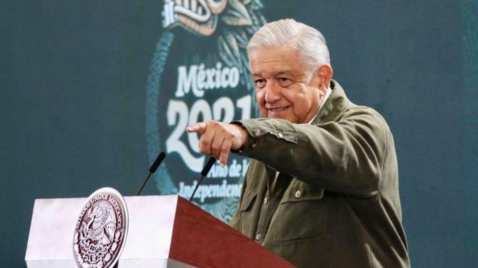AMLO asegura que 99.7% de afectados por Grace tienen apoyo de 35 mil pesos - AMLO López Obrador afectados