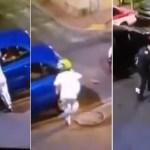 Policía frustra asalto en Iztacalco; agresor resulta lesionado