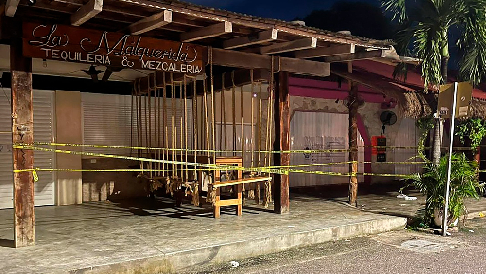 Se tienen identificados a responsables de balacera en Tulum, asegura AMLO - balacera Tulum Quintana Roo