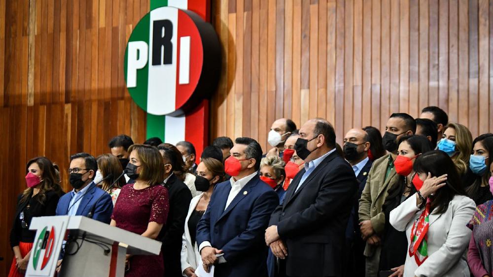 """Con Reforma Eléctrica, el PRI tiene """"oportunidad histórica"""" para defender empresas públicas: AMLO - Bancada PRI 2021 2024"""