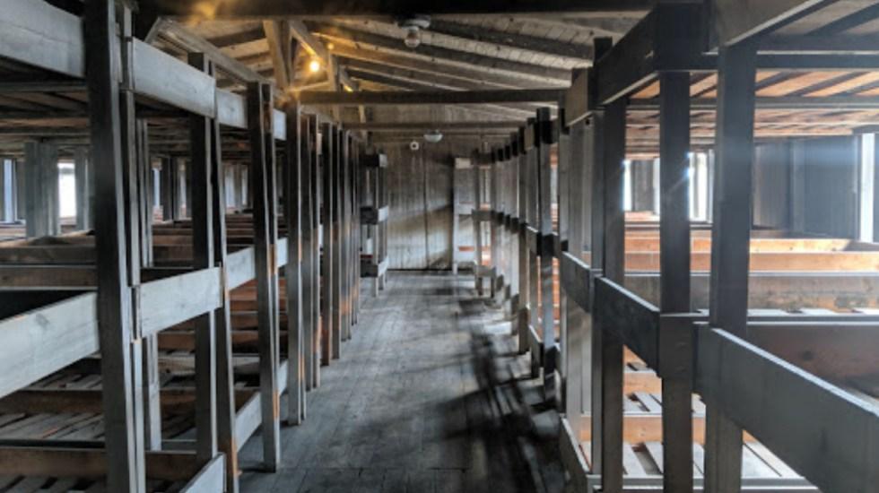 Exguardia nazi de 100 años se declara inocente de complicidad en 3 mil 518 muertes - campo concentración nazi Sachsenhausen Alemania