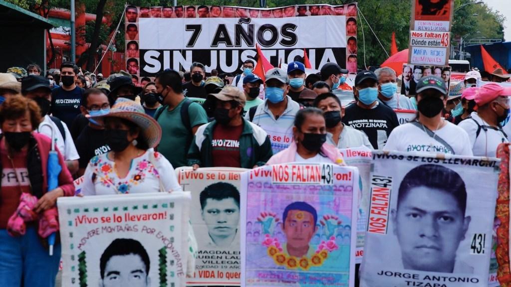 Ejército no reveló información sobre Caso Ayotzinapa desde 2014 - Ejército no reveló información sobre Caso Ayotzinapa desde 2014. Foto de EFE
