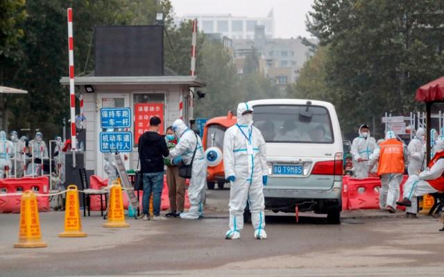 China confina ciudad de Lanzhou, de 4 millones de habitantes, por COVID-19 - China covid 19 coronavirus