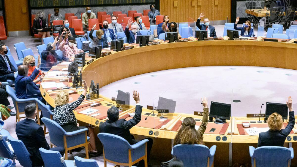 Aprueba Consejo de Seguridad iniciativa de México y EE.UU. para extender misión de ONU en Haití - Consejo de Seguridad ONU Juan Ramón de la Fuente Haití