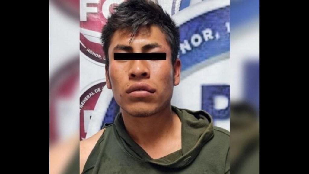 Detienen a tercer implicado en emboscada contra agentes en Coatepec Harinas - Detenido El Chamarras 22 años Rodrigo Coatepec Harinas