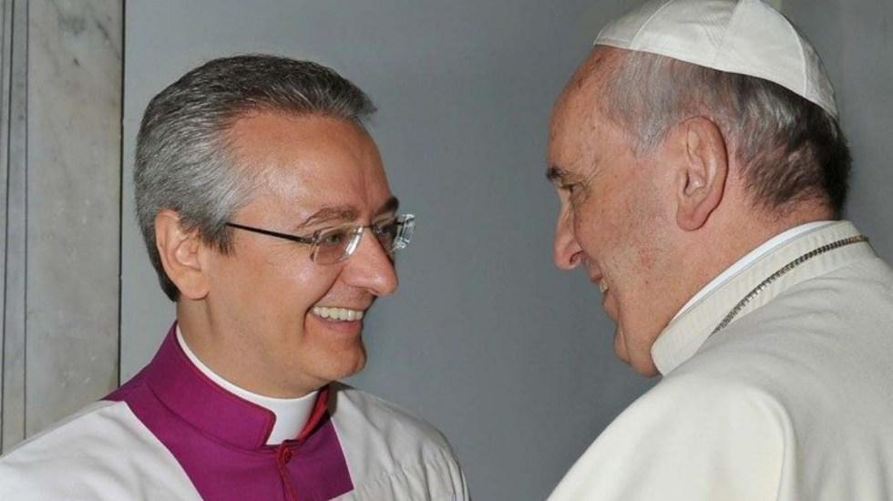 Diego Ravelli, nuevo maestro de celebraciones del papa Francisco - Diego Ravelli Vaticano Papa Francisco