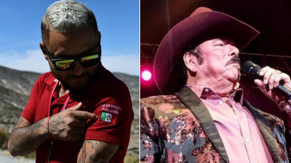 'El Mijis' denuncia a Lalo Mora por abuso sexual - El Mijis Lalo Mora denuncia cantante