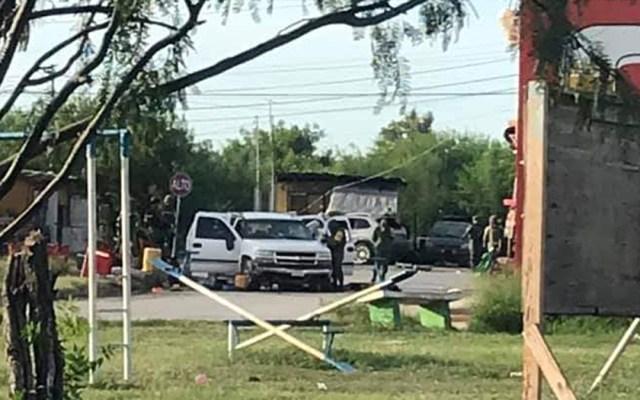 #Videos Reportan enfrentamientos en Matamoros, Tamaulipas - Enfrentamiento en Matamoros, Tamaulipas
