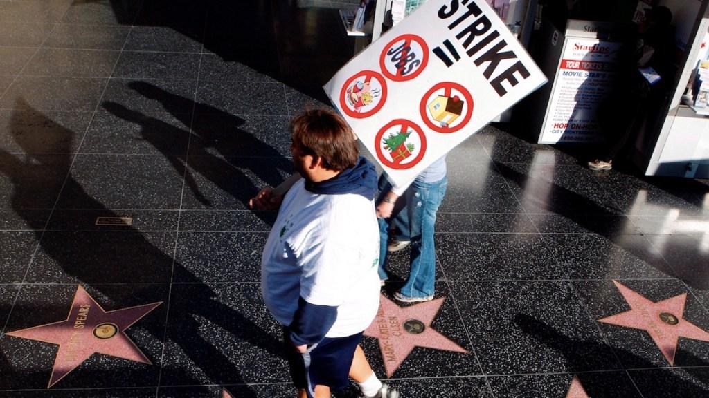 Hollywood aumenta salarios para evitar huelga - Hollywood aumenta salarios para evitar huelga. Foto de EFE