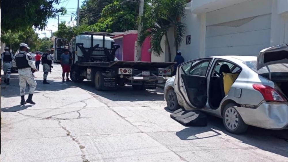 Violencia recrudece en Iguala, Guerrero, por lucha entre cárteles - Iguala Guerrero cuerpos 29sep21