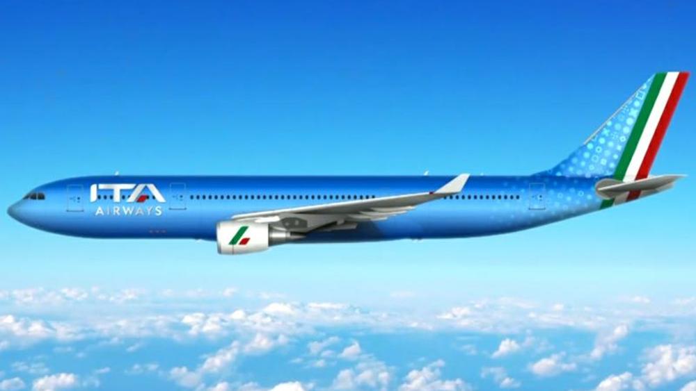 Nace Ita Airways, la nueva aerolínea italiana que espera ser rentable en 2023 - Ita Airways