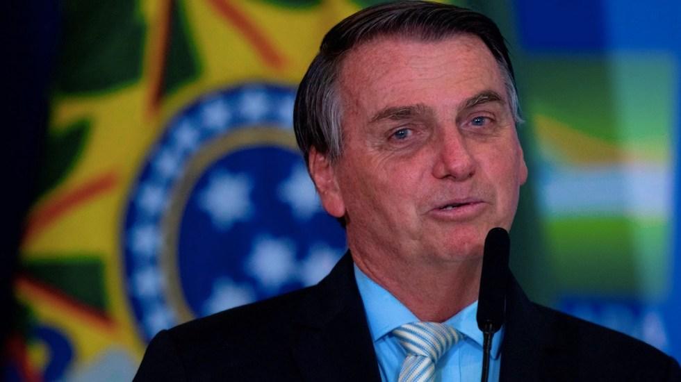 """Bolsonaro alude a """"nuevos estudios"""" para rechazar vacunarse - Bolsonaro alude a"""