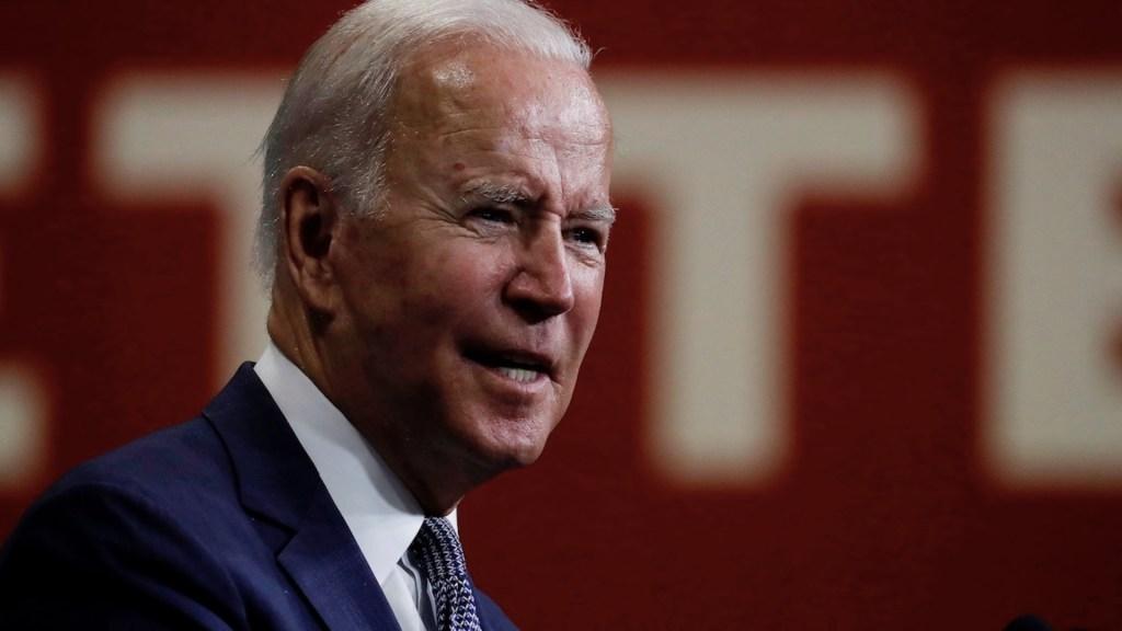 Biden insiste aprobación de su plan social y de infraestructura - Biden insiste aprobación de su plan social y de infraestructura. Foto de EFE
