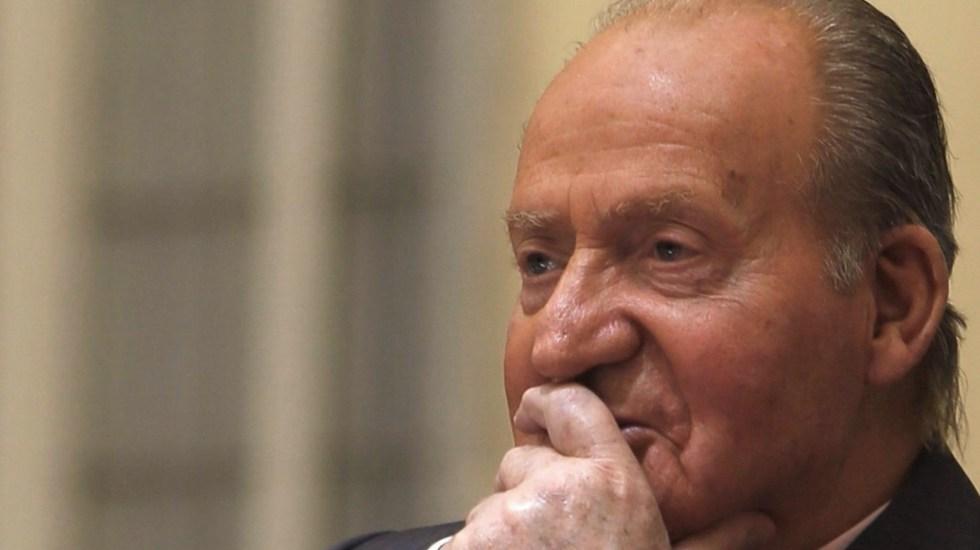 Juan Carlos I podría regresar a España antes de fin de año - Juan Carlos I podría regresar a España antes de fin de año. Foto de EFE