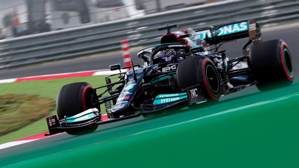 Hamilton dominó en libres del GP de Turquía; Sergio Pérez fue cuarto - Lewis Hamilton GP Turquía F1
