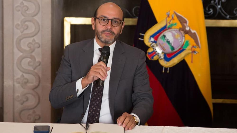 Misión de Ecuador viaja a México y EE.UU. por migración irregular y trata - Luis Vayas Valdivieso Ecuador