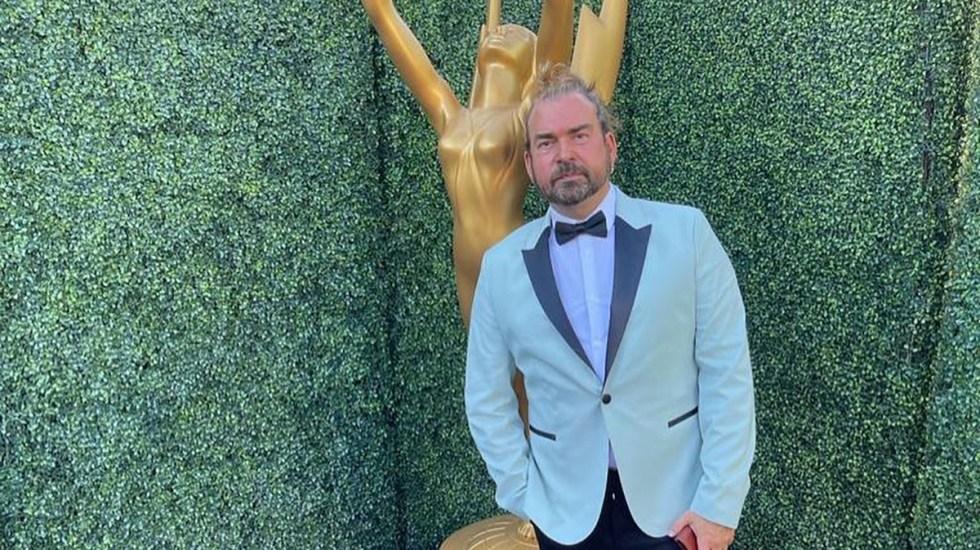 Murió por COVID-19 el estilista Marc Pilcher, ganador del Emmy por Bridgerton - Marc Pilcher