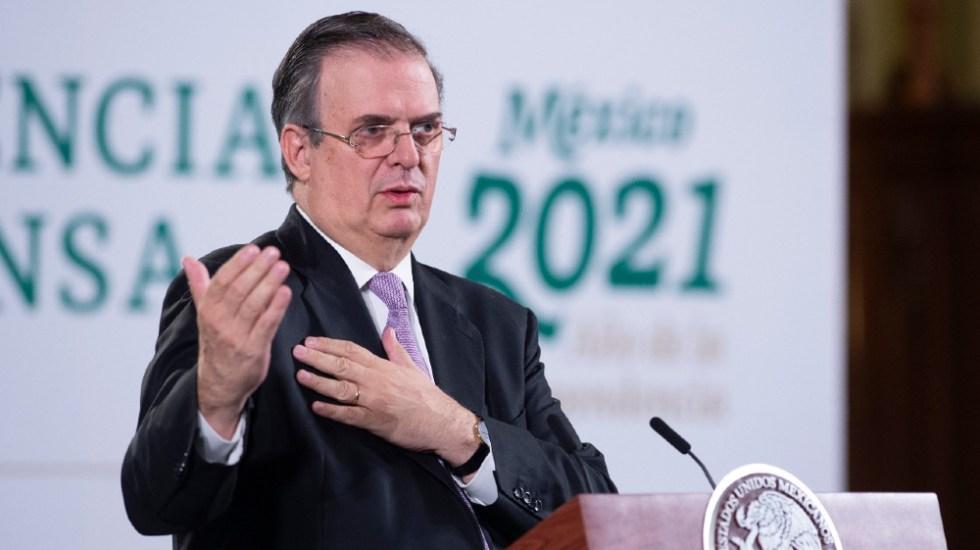 Cercanía con EE.UU. no se veía desde hace muchos años: Ebrard - Marcelo Ebrard