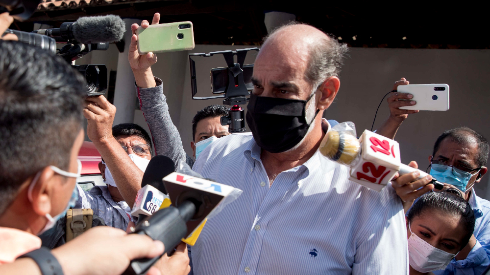 Detienen a presidente de patronal en Nicaragua; van 38 detenidos antes de comicios - Michael Healy Consejo Superior de la Empresa Privada COSEP Nicaragua