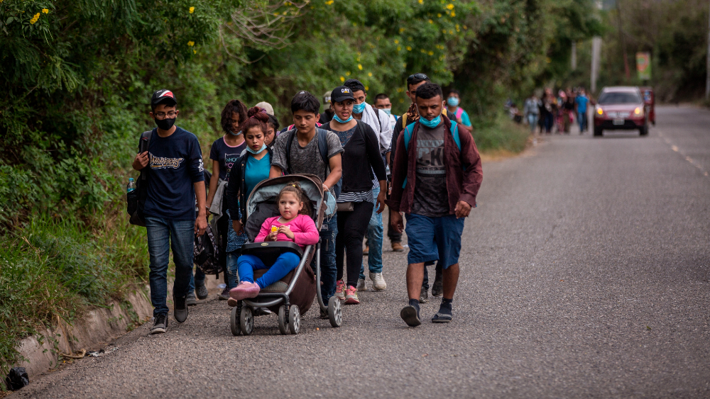 CNDH pide proteger a migrantes ante posible caravana - migrantes