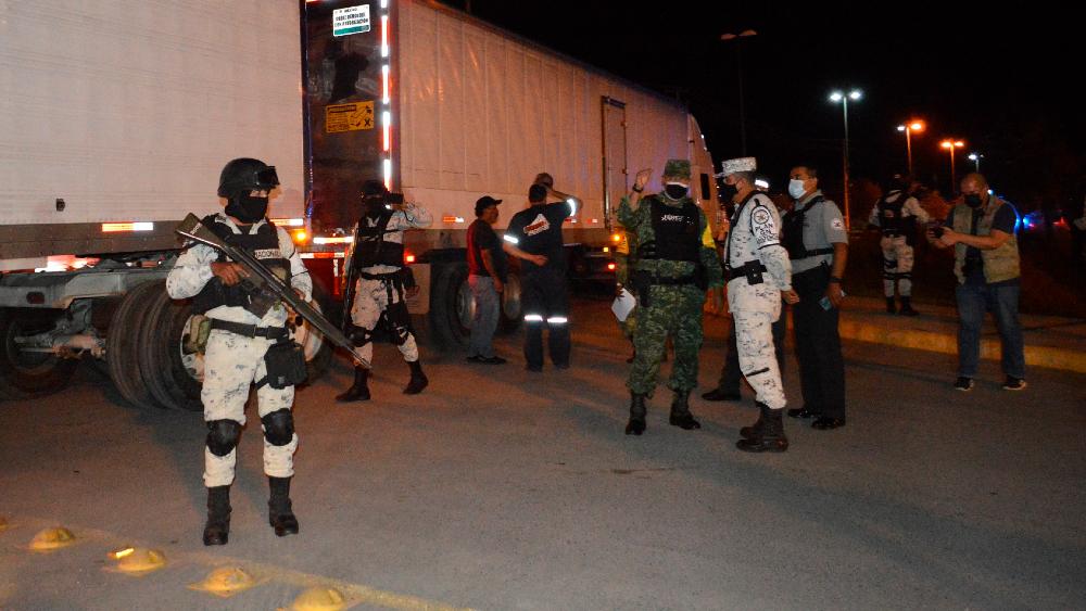 ¿Qué está pasando? Las noticias de la semana en América Latina, por IDEA Internacional - migrantes Tamaulipas Guardia Nacional