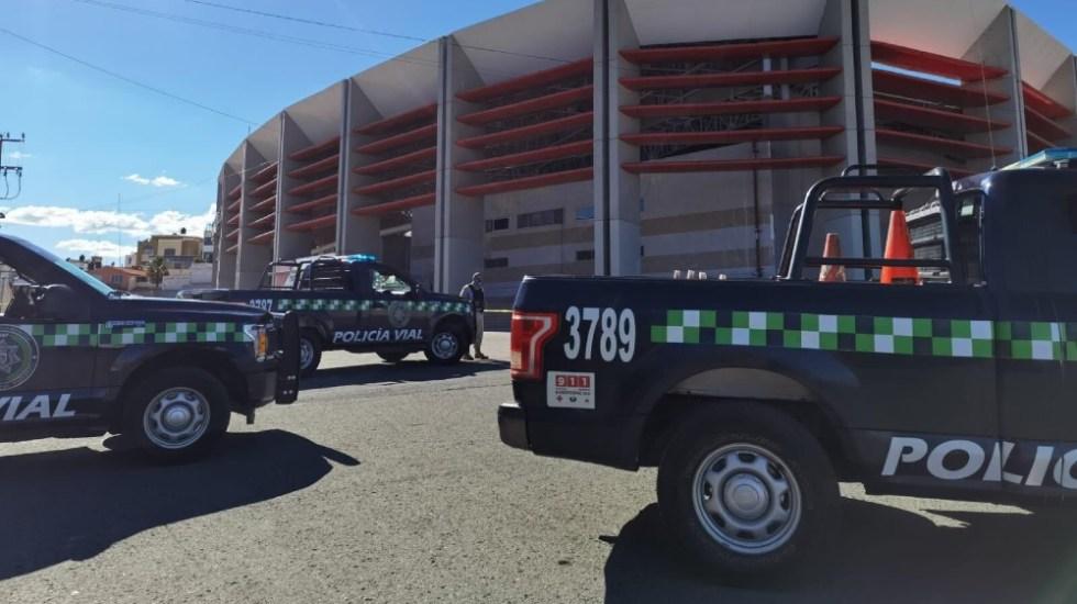 Comando asesina a cuatro policías metropolitanos en Zacatecas - Multiforo policias asesinados Zacatecas