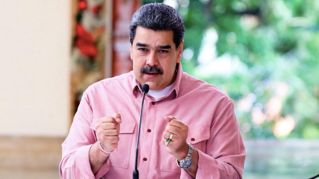 EE.UU. critica a Maduro por romper diálogo tras extradición de prestanombres - EE.UU. critica a Maduro por romper diálogo tras extradición de prestanombres. Foto de EFE