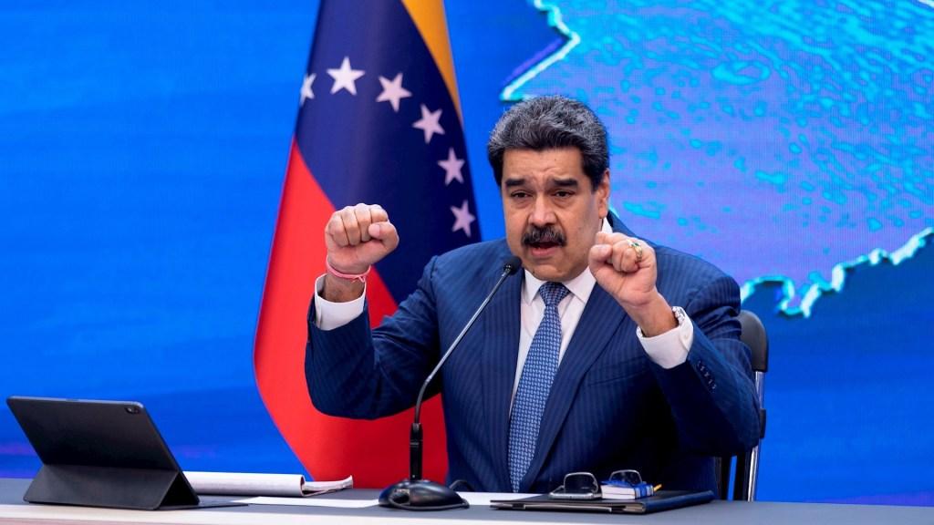 España debe pedir perdón a los pueblos de América Latina y el Caribe, insiste Nicolás Maduro - España Nicolás Maduro presidente Venezuela