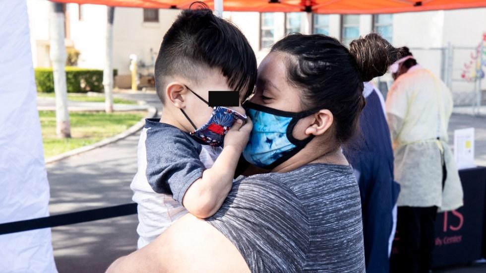 EE.UU. apunta a vacunación de niños, víctimas de COVID-19 por partida doble - niños EEUU COVID