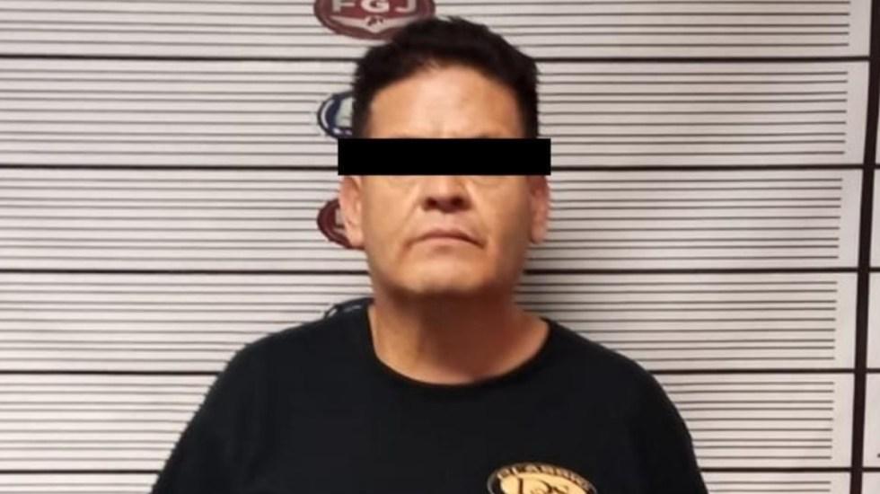 Vinculan a proceso a Octavio Alfonso 'N', presunto agresor de maestra de la UAEMex - Octavio Alfonso UAEMex maestra agresión