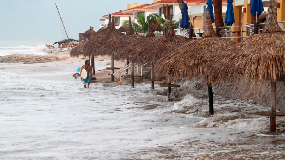 Pamela se localiza en tierra sobre Durango, ahora como tormenta tropical - Pamela Mazatlán Sinaloa