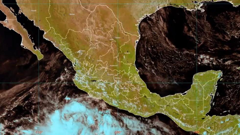 Se forma la tormenta tropical Pamela frente a costas del Pacífico mexicano - Pamela tormenta México pacífica