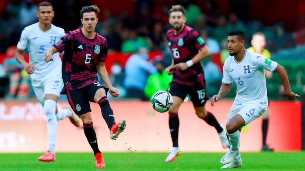 Partido México Honduras Concacaf futbol