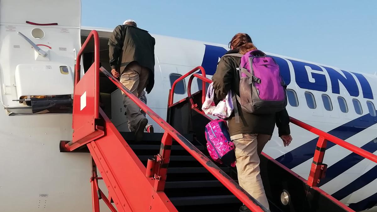 Van más de 41 mil hondureños deportados desde México y EE.UU.