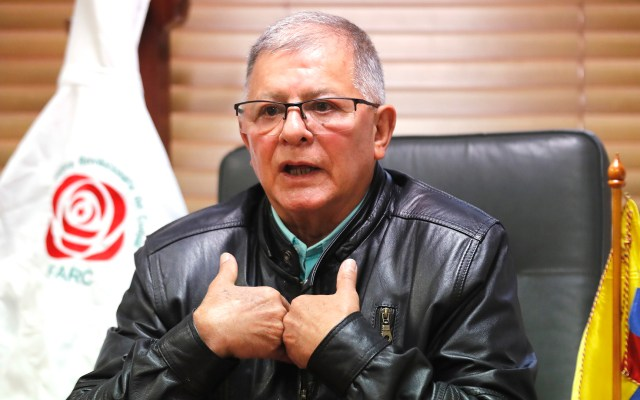 México aclara retorno a Colombia y no a Paraguay del exlíder de las FARC - Rodrigo Granda, exlíder de las FARC