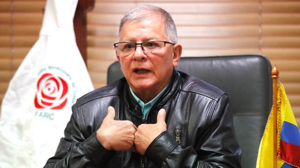 Deportan a Colombia a exlíder de las FARC retenido en México - Rodrigo Granda, exlíder de las FARC