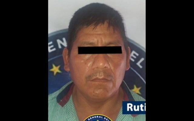 Detienen en Guerrero a suegro de menor encarcelada por resistirse a violación - Rutilio Guerrero suegro menor