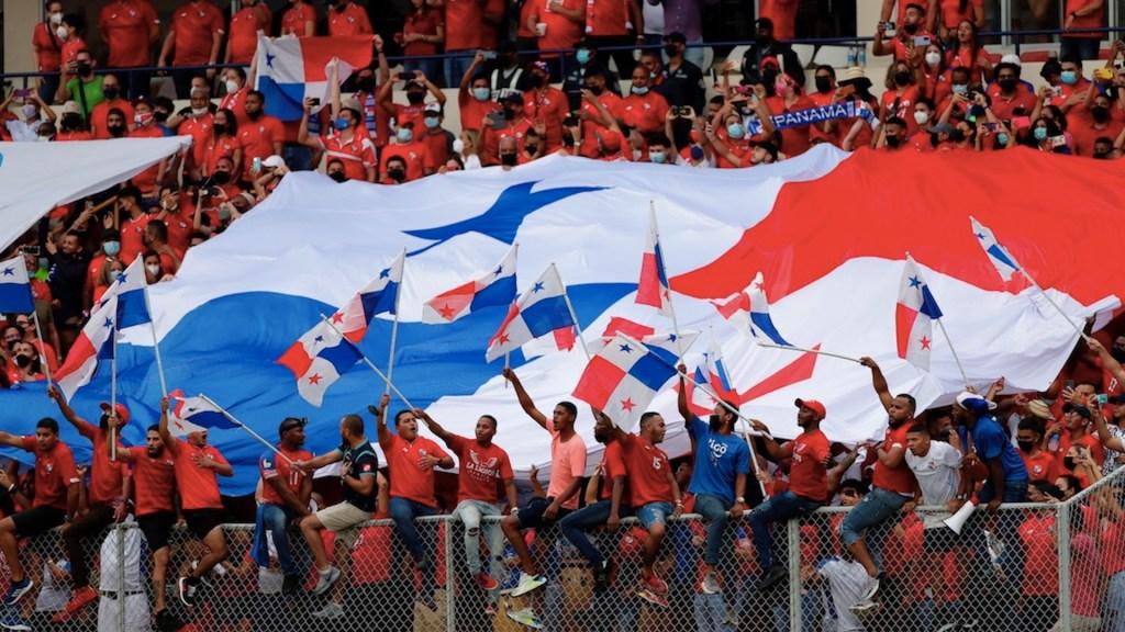 FIFA multa a Panamá con más de 50 mil dólares por cantos homofóbicos - FIFA multa a Panamá con más de 50 mil dólares por cantos homofóbicos. Foto de EFE