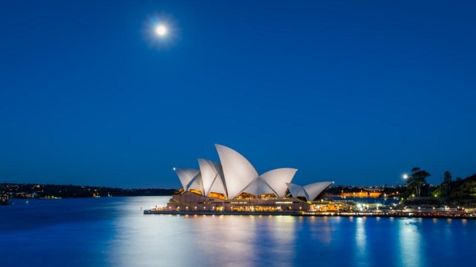 Sídney sale de la cuarentena tras más de 100 días de confinamiento - Sidney Australia